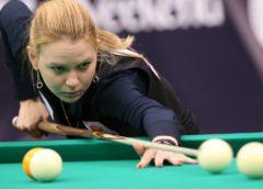 Диана Миронова завоевала очередной кубок Мира по бильярдному спорту
