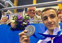 Боксер Габил Мамедов завоевал серебро Европейских игр