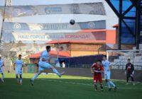 Молодежка «Оренбурга» провела два контрольных матча