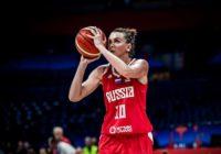 Броски Майги и Шиловой не помогли России выйти в полуфинал Евробаскета