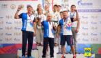 Международные детские игры: оренбуржцы привезли из Уфы 8 медалей