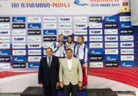 Золото и серебро Кубка России по плаванию. Мария Каменева вновь на победном пьедестале