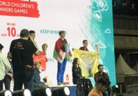 Оренбуржцы завоевали золото и бронзу Всемирных детских игр победителей
