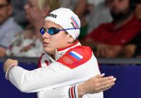 Мария Каменева выступит в финале Кубка России по плаванию