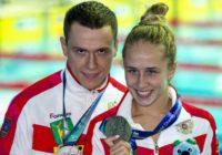 Бузулучанин Сергей Назин завоевал серебро Чемпиона мира по водным видам спорта