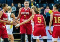 10 очков Шиловой отправили Россию в четвертьфинал Евробаскета