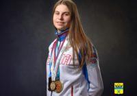 Оренбурженка завоевала серебро очередного этапа молодежной лиги «Karate 1»