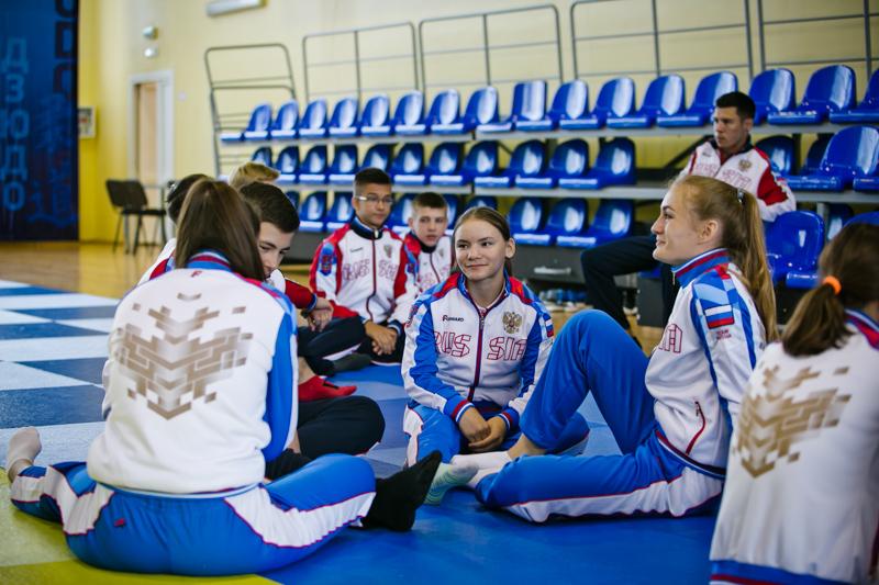 Оренбургские спортсмены впервые поедут на Международные детские игры