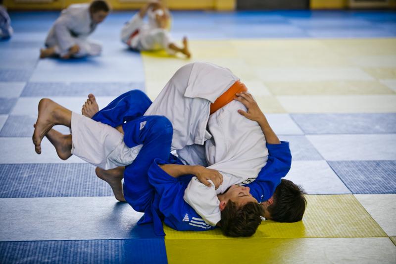 В Оренбурге запустят пилотный проект «Школьной лиги дзюдо»