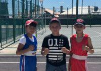 Десятилетние боксеры из Бузулука прибыли на сборы в Оренбург