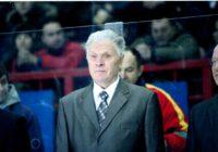 В Орске простятся с ветераном хоккея Виктором Юдиным