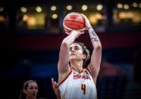 Форвард «Надежды» Лаура Николлс завоевала третье золото в составе сборной Испании на Чемпионате Европы