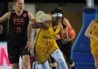Игрок «Надежды» феерит в США. Эрику Вилер пригласили на матч всех звезд WNBA