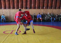 СОБР завоевал золото командного Чемпионата по самбо регионального Управления Росгвардии
