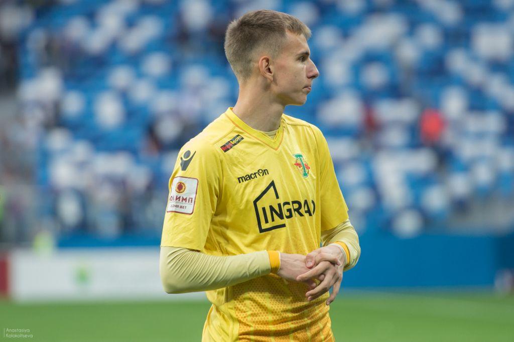 Кеняйкин стал основным вратарем «Торпедо» и может вернуться в Премьер-лигу