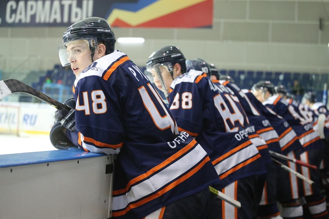 «Сарматы» проиграли второй матч «Спутнику»