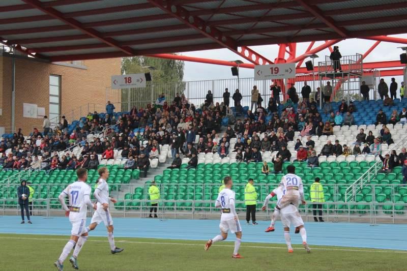 «Оренбург» одержал первую победу в сезоне