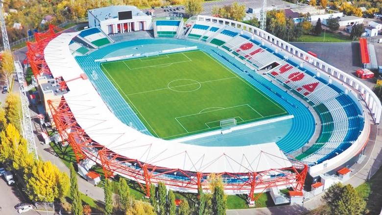 «Оренбург» и «Носта» проверят на прочность уфимский футбол