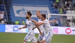 «Оренбург» победил «Рубин» и вышел из зоны прямого вылета