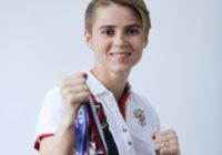 Оренбурженка Екатерина Сычева помогает готовится спортсменам к Чемпионату мира по боксу