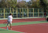 В Оренбурге открылся обновленный теннисный комплекс
