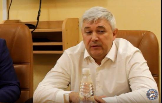 Директор ХК «Оренбург» Игорь Ивлиев: Задача новой команды попасть в плей-офф и укрепить позиции