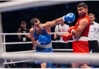 Ришат Бакиров прошел в полуфинал Чемпионата МВД России по боксу