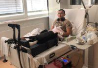 Дамир Исмагулов прооперирован в Германии после травмы