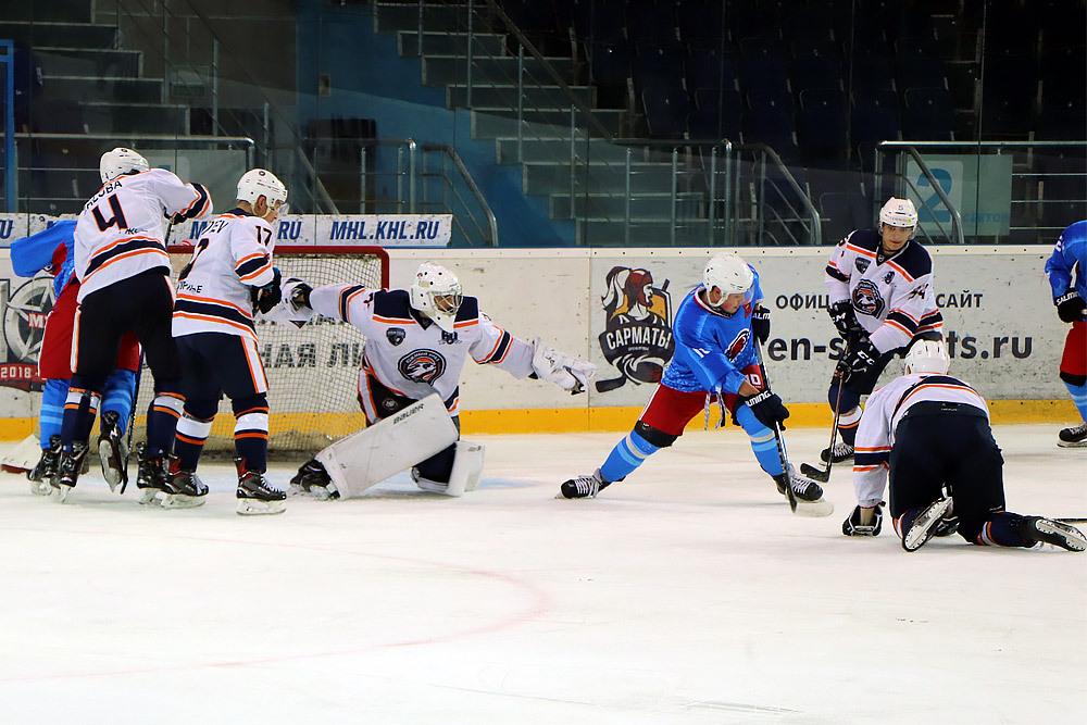 «Южный Урал» победил «Оренбург»