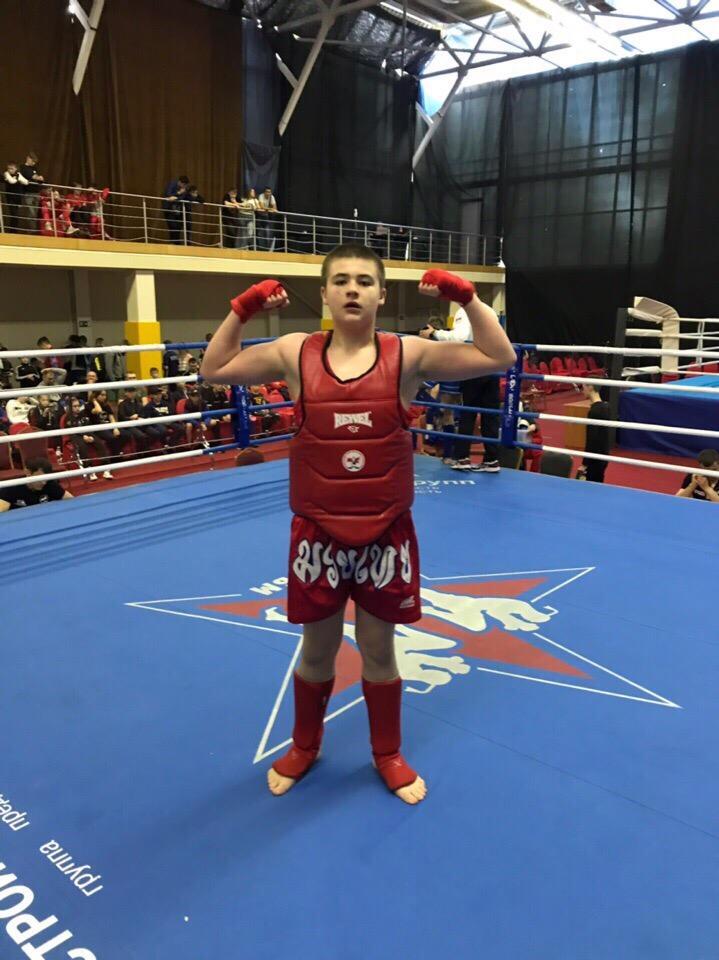 Оренбуржец выступит на Первенстве мира по тайскому боксу