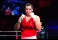 Оренбуржец борется за звание Чемпиона МВД России по боксу