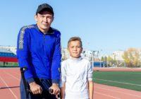 История большой дружбы. Дамир Исмагулов помогает 12-летнему школьнику из района стать профессиональным футболистом