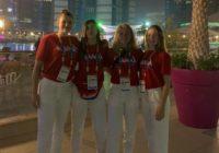 Форвард «Надежды-2» помогла сборной России выйти в плей-офф Всемирных пляжных игр