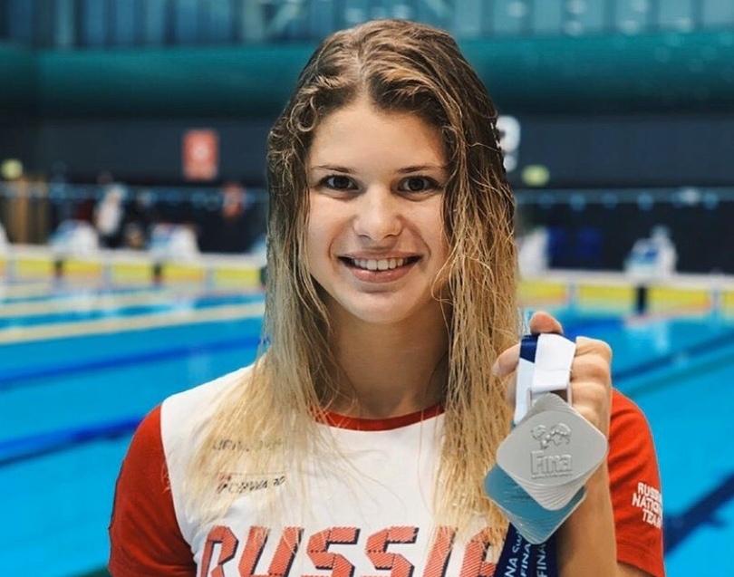 Мария Каменева примет участие в Чемпионате Европы по плаванию