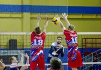 «Нефтяник» успешно стартовал в первом туре Чемпионата России по волейболу