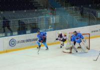 Хоккейный клуб «Оренбург» после серии матчей занял вторую строчку таблицы ВХЛ-Б