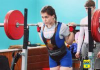 Оренбурженка завоевала золото среди юниоров на Первенстве Европы по пауэрлифтингу