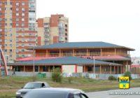 В Степном завершается строительство Центра восточных единоборств