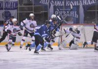 «Южный Урал» победил в Рязани