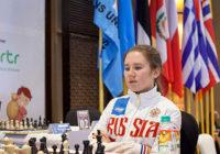 Оренбургская шахматистка Полина Шувалова стала Чемпионкой мира