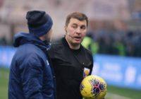Глава департамента судейства РФС признал ошибки Вилкова в матче «Оренбург» — «Уфа»»