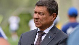 Президент «Оренбурга» положительно оценил уход Егорова