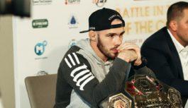 Бой года, защита титула и переход в UFC. Роман Богатов рассказал об итогах 2019