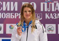 Мария Каменева поставила новый рекорд и завоевала золото Чемпионата России по плаванию