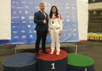 Оренбургская студентка стала Чемпионкой мира по гиревому спорту