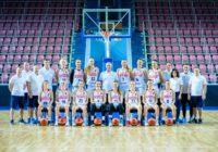 Женская национальная сборная России по баскетболу провела первую тренировку в Оренбурге