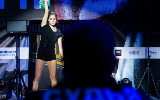 Оренбурженка Диана Желтухина выступит на Чемпионате мира по гиревому спорту