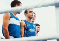 Габил Мамедов в составе сборной России готовится к Европейскому турниру