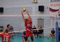 «Нефтяник» победно завершил второй тур Чемпионата России по волейболу
