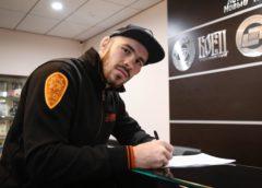 Оренбургский боец ММА Роман Богатов подписал контракт в UFC
